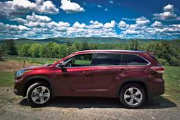 Toyota Highlander Model Years