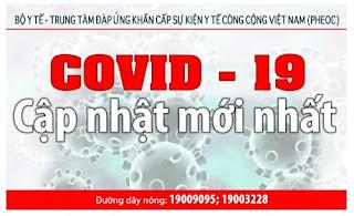 Covid-19 - Cập nhật mới nhất, liên tục