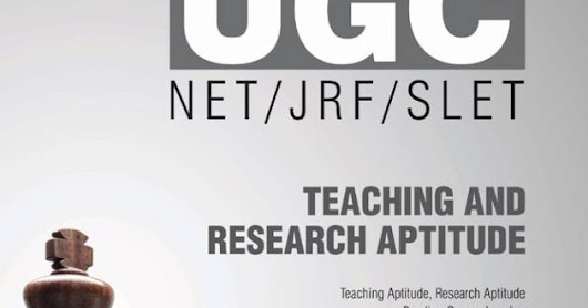 CBSE UGC NET 2017 I Best books for UGC NET Paper -I for sure success in the exam; Teaching and Research Aptitude; Compulsory Paper