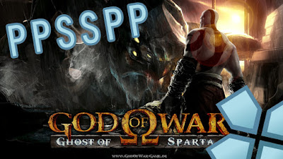 Download God of War Ghost of Sparta PPSSPP ISO CSO Terbaik (Update April 2017)
