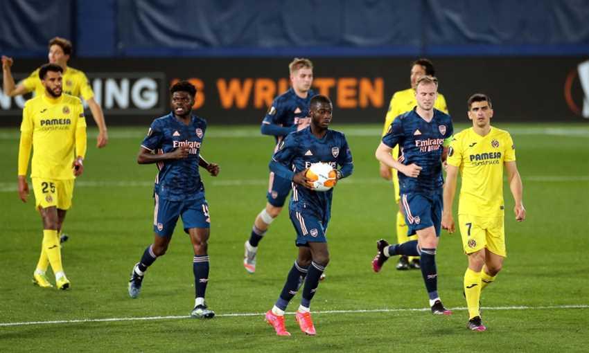موعد مباراة فياريال وارسنال في لقاء اياب نصف نهائي مسابقة الدوري الاوروبي