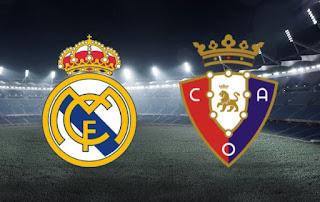 اون لاين مشاهدة مباراة ريال مدريد و اوساسونا ٢٥-٩-٢٠١٩ بث مباشر في الدوري الاسباني اليوم بدون تقطيع