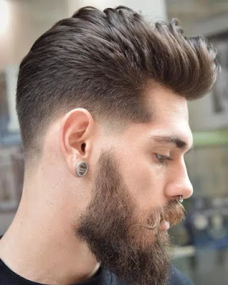 Hipster Taper Fade