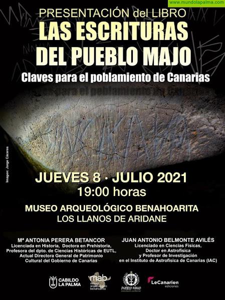 El Museo Arqueológico Benahoarita acoge la presentación del libro 'Las escrituras del Pueblo Maho: claves para el doblamiento de Canarias'