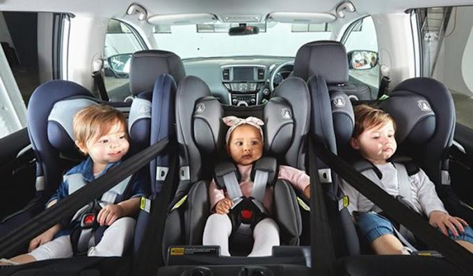 Những nguyễn tắc đảm bảo an toàn cho trẻ nhỏ trên ô tô