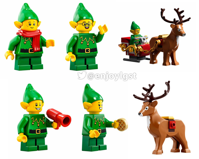 10275 エルフのクラブハウス:レゴ #LEGO クリスマス 大人レゴ
