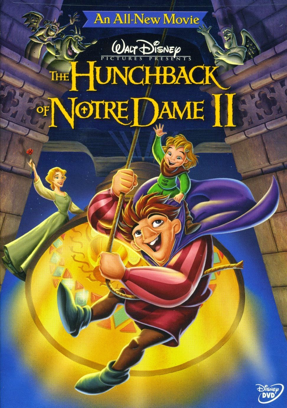 Watch The Hunchback of Notre Dame 2 (2002) Online For Free ...