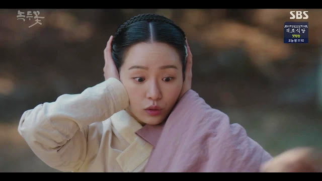Sinopsis Mung Bean Flower Episode 9 - 10