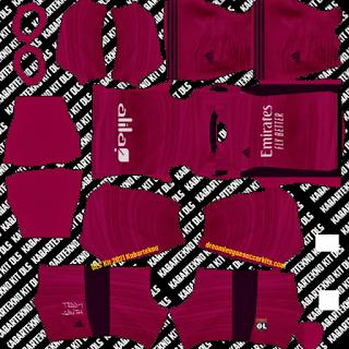 gk DLS Kit 2021 Olympique Lyon