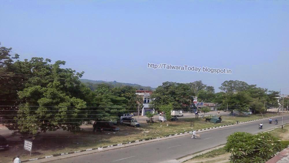 Talwara township