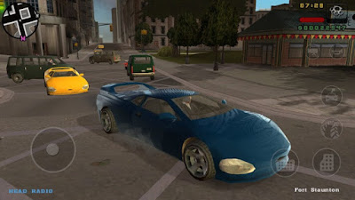 Grand Theft Auto- Liberty City Stories for android