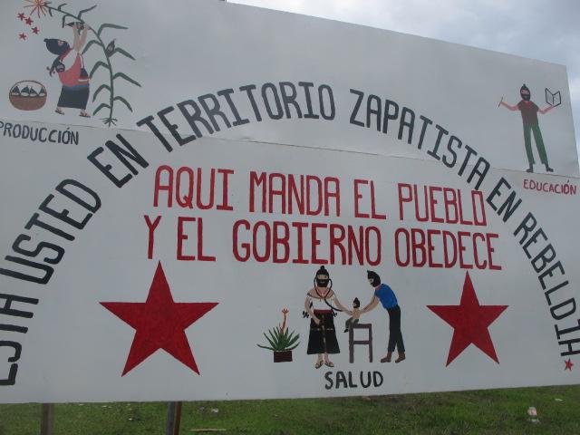 Resultado de imagen para EZLN mandar obedeciendo