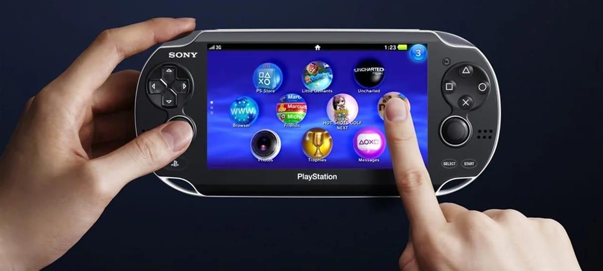 Sony não irá trabalhar mais com consoles portáteis