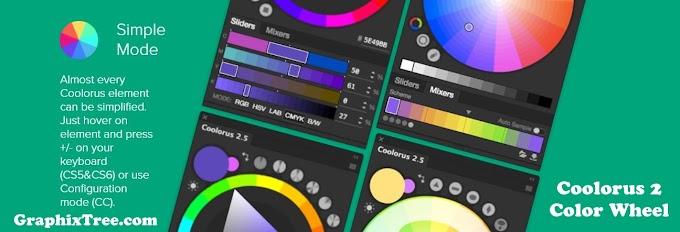 Coolorus v2.5.15[Photoshop][Plugin][Color Wheel][WIN][MAC]