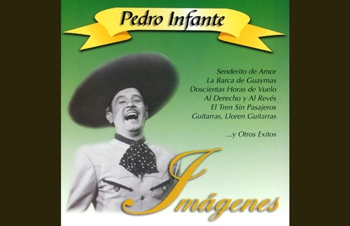 Guitarras Lloren Guitarras | Pedro Infante Lyrics