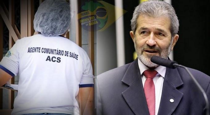 Projeto pune ACS/ACE e demais agentes públicos que violar norma de saúde durante pandemia