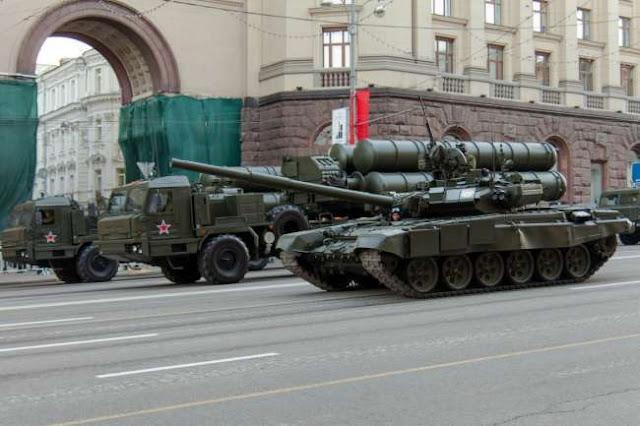 Τούρκοι στρατιωτικοί έφθασαν στη Ρωσία για να εκπαιδευτούν στους S-400