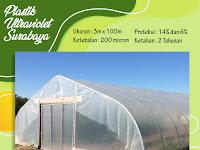 Ingin Tahu Apa Saja Keunggulan Serta Fungsi dari Plastik UV Greenhouse?