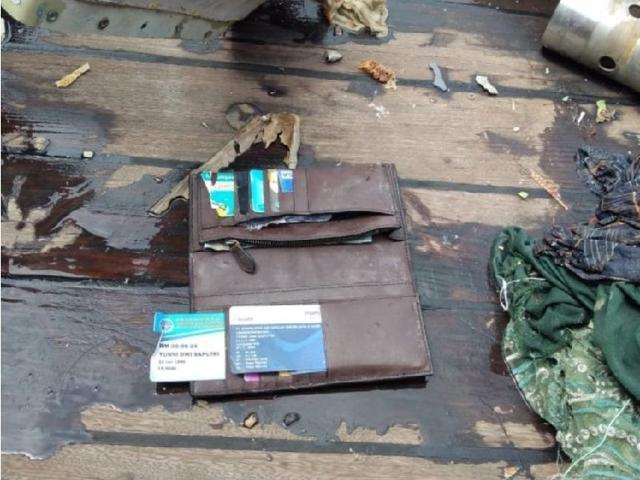 Dompet dan Uang Ratusan Ribu Ditemukan Utuh, Tim Kopaska: Milik Pramugari Sriwijaya SJ 182