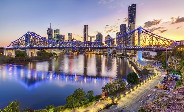 Aluguel de carro em Brisbane