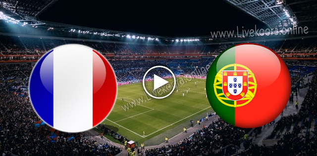 موعد مباراة فرنسا والبرتغال بث مباشر بتاريخ 11-10-2020 دوري الأمم الأوروبية