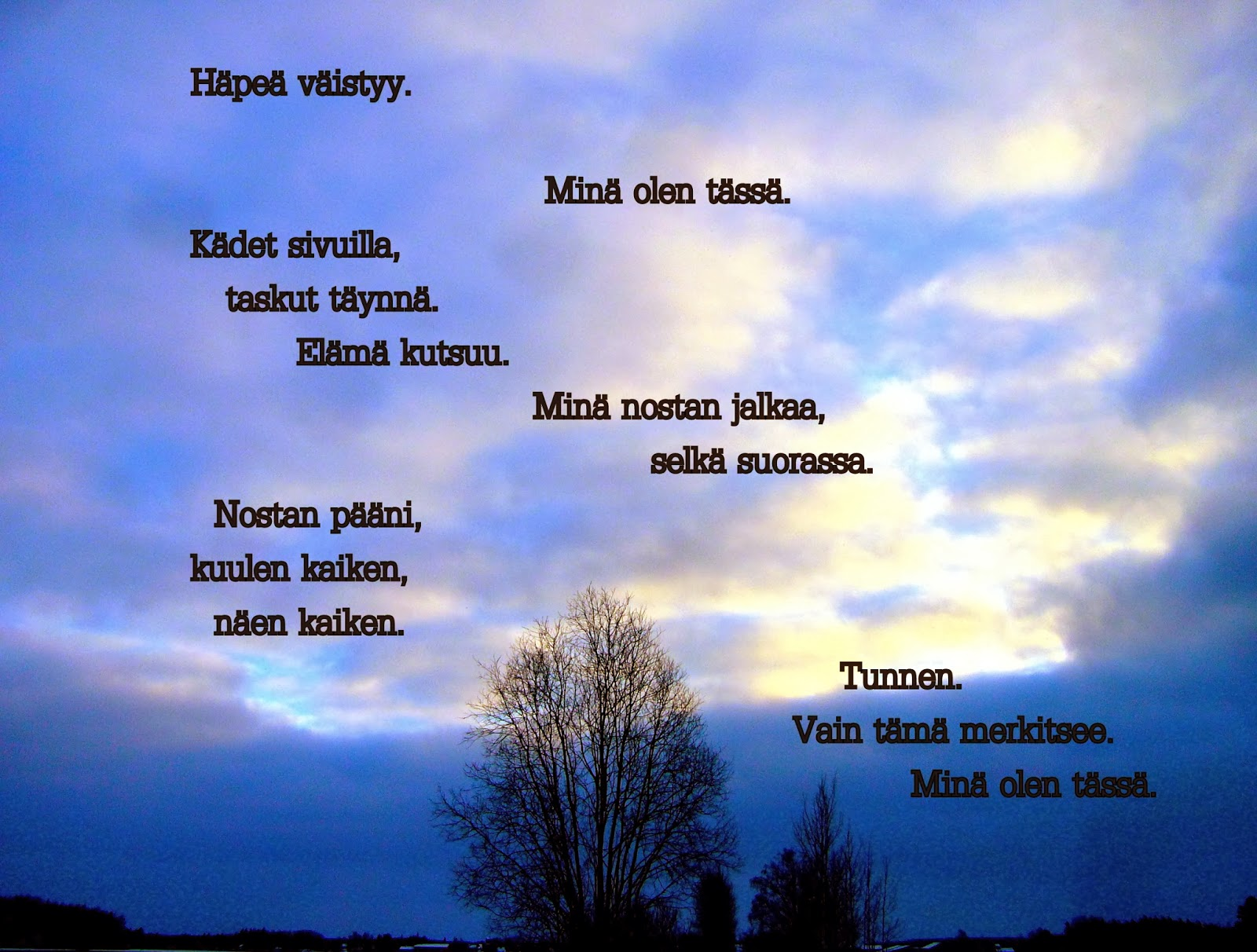 Runo Sisaruudesta