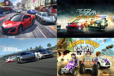 10 Game Balapan Mobil Terbaik Di Android