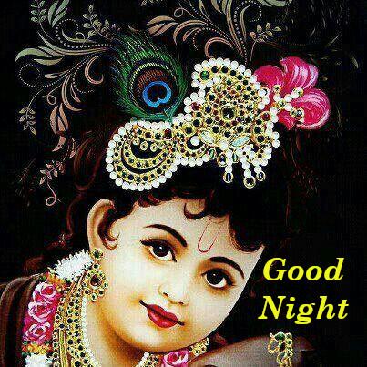 Good Night Little Krishna