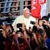 Con memoria y coraje, ustedes son la esperanza del futuro, dijo el Papa a los voluntarios de la JMJ