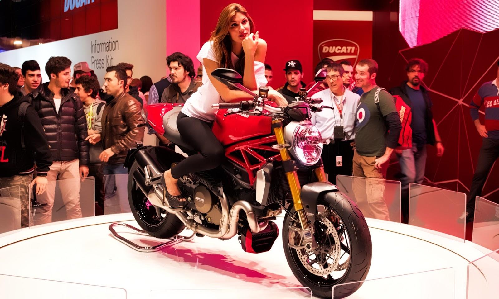 Ducati Monster HD Wallpapers