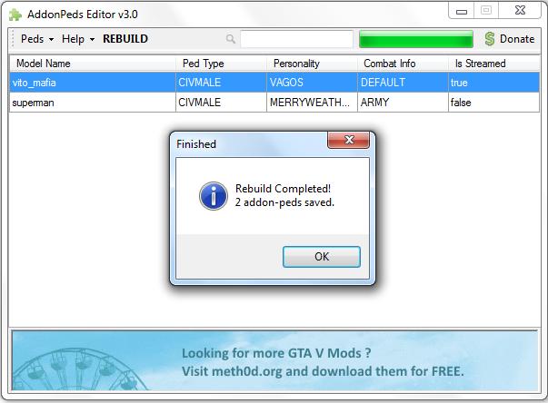 Free Download Addonpeds Editor for GTA V - Hindi Urdu Gaming
