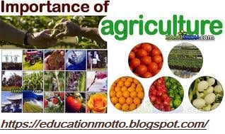Importance of Agriculture Education benefits advantages
