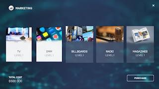 Simulador de negócios para Android Com Dinheiro Infinito