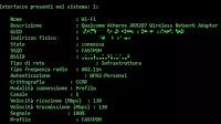 Scoprire la potenza del segnale WiFi su PC Windows