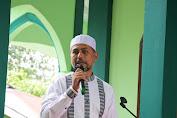 Musa Rajekshah Ajak Masyarakat Makmurkan Masjid