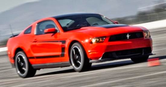 0 60 Ford Mustang