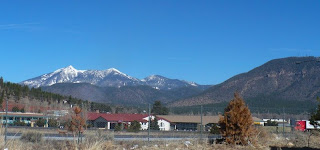 flagstaff arizona and san francisco peak