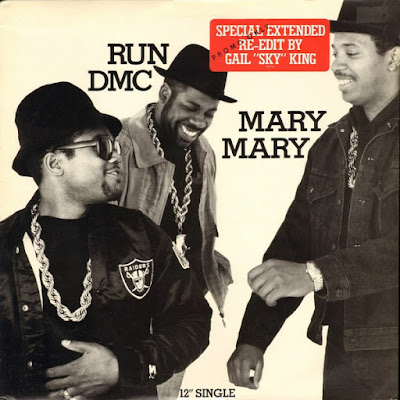 Run-D.M.C.‎ – Mary, Mary (Oh Mary Please!) (1988) (Promo VLS) (FLAC + 320 kbps)