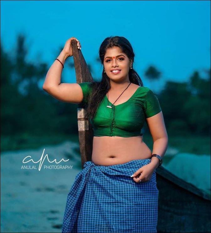 Aami Surendran South Indian Model