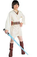 COSTUM STAR WARS CAVALER JEDI COPII