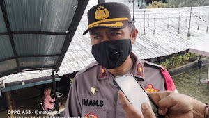 Kapolsek Bekasi Selatan : Ratusan Masker Yang di Bagikan Ormas Forkabi Akan di Bagikan ke Jamaah Masjid