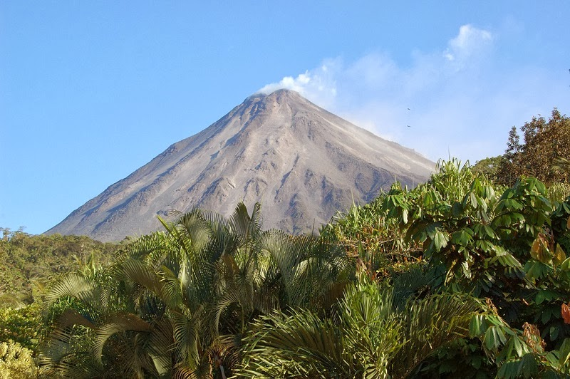 Arenal Volcano, Costa Rica - Top 10 Stunning Volcanoes Around the World