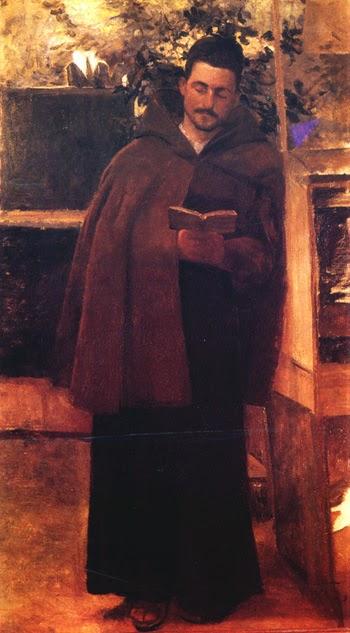 A Leitura - Eliseu Visconti -  O mais importante artista plástico brasileiro da primeira década do século XX