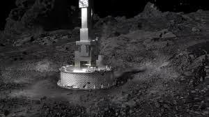 مسبار أوزيريس-ريكس OSIRIS-Rex التابع لوكالة ناسا ينجح في الهبوط على سطح الكويكب بينو Bennu