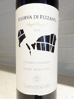 Rocca delle Macìe Single Vineyard Riserva di Fizzano Gran Selezione Chianti Classico 2015 (91+ pts)