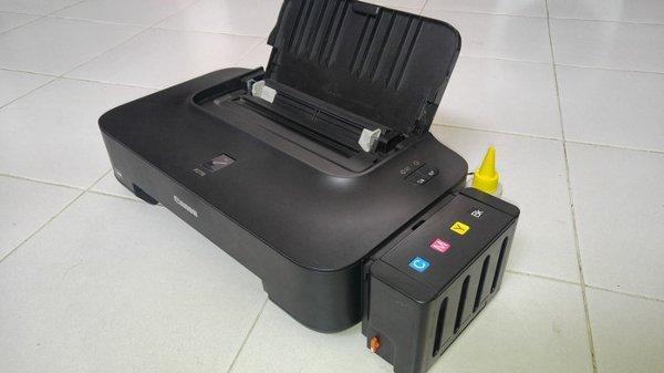 Cara Mengisi Tinta Printer Canon ip2770 Infus