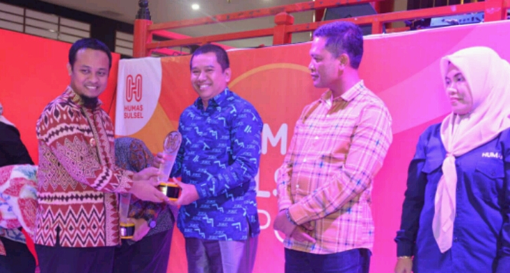 Di Humas Expo, Sinjai Sabet Penghargaan Inovasi Terbaik