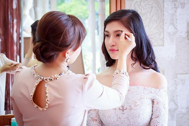 mục tiêu của lớp dạy trang điểm cô dâu