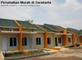 Perumahan Murah di Surakarta, perumahan subsidi pemerintah