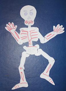 собираем скелет